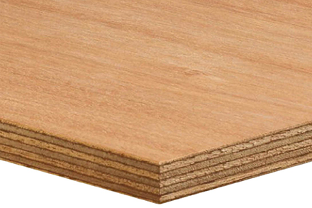 18mm Softwood Plywood Sheet