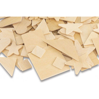Standard Wood Shapes Cut to Size