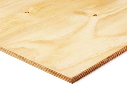 9 mm Softwood Plywood MDF